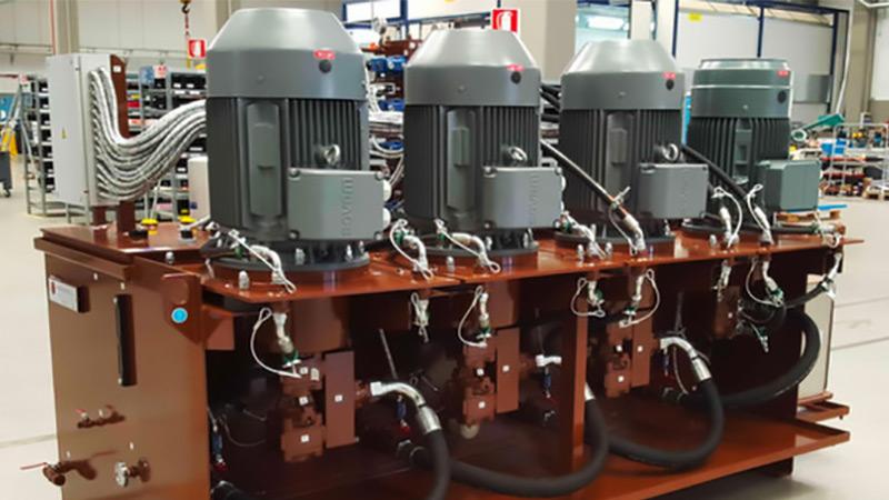 اجزای تشکیل دهنده یونیت هیدرولیک (پاورپک هیدرولیک)